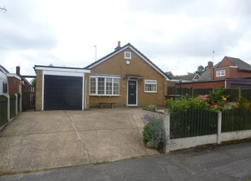 Thumbnail 2 bed detached bungalow for sale in Guildford Avenue, Mansfield Woodhouse, Mansfield