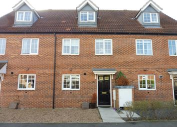 Thumbnail 3 bed terraced house for sale in Hectors Way, Oakham