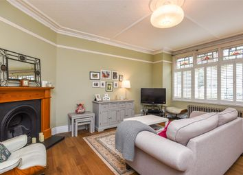 Thumbnail 4 bed semi-detached house for sale in Beatrice Avenue, London