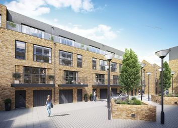 Thumbnail 3 bed town house for sale in White Lion Court, 5 Swan Street, Old Isleworth