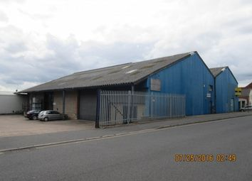 Thumbnail Light industrial to let in 20 Pelham Street, Mansfield, Nottinghamshire