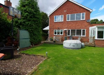 Thumbnail 4 bed detached house for sale in Selby Road, Eggborough, Goole