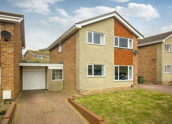 Thumbnail 4 bed detached house for sale in Linksway, Folkestone