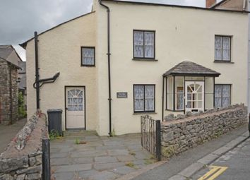 Thumbnail 3 bed semi-detached house for sale in 3 The Gill, The Old Bakehouse, Ulverston, Cumbria