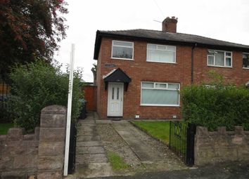 Thumbnail 3 bed semi-detached house to rent in Northway, Warrington