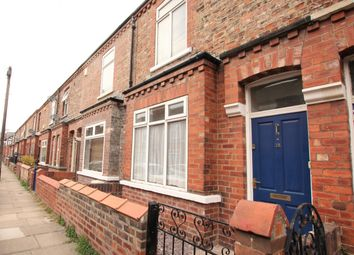 Thumbnail 2 bedroom terraced house to rent in Ratcliffe Street, York, North Yorkshire