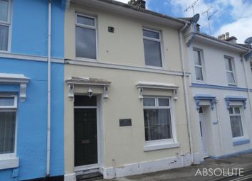 Thumbnail 3 bed terraced house to rent in Warren Road, Torquay