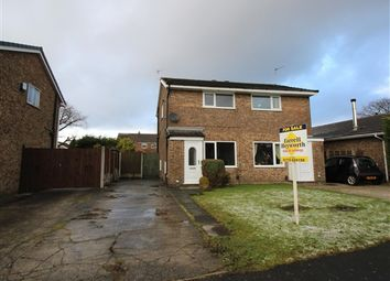 Thumbnail 2 bed property for sale in Cunnery Meadow, Leyland