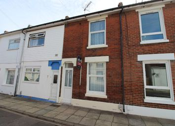 Thumbnail 3 bed terraced house for sale in Ethel Road, Portsmouth