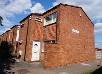 Thumbnail 3 bed end terrace house for sale in Pipewell Walk, Leicester