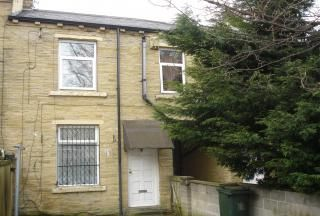 Thumbnail 2 bed terraced house to rent in Girlington Road, Bradford