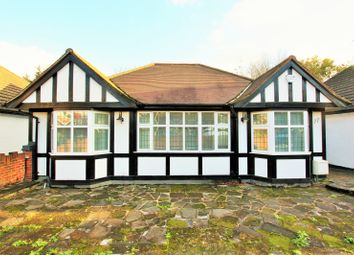 Thumbnail 2 bedroom bungalow for sale in Shirehall Park, London