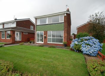 Thumbnail 3 bed detached house for sale in Sundridge Drive, Gateshead