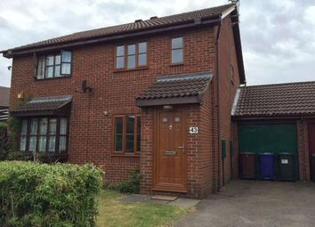 Thumbnail 2 bed semi-detached house to rent in Westminster Way, Banbury