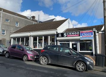 Thumbnail Retail premises for sale in Humphrey Street, Swansea, City And County Of Swansea.