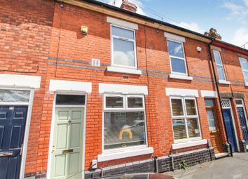 2 bed terraced house for sale in Arnold Street, Derby DE22