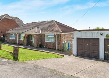 Thumbnail 2 bedroom detached bungalow for sale in Queenborough Drive, Minster On Sea, Sheerness