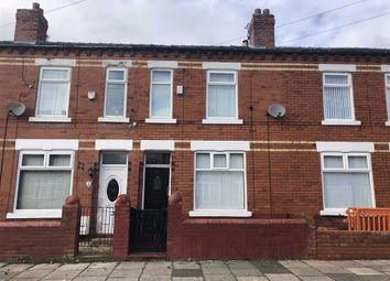 Thumbnail 2 bed terraced house for sale in Ash Road, Denton, Manchester