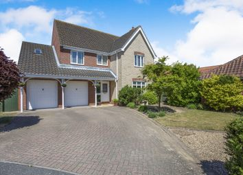 Thumbnail 5 bed detached house for sale in Borrett Place, Woodbridge