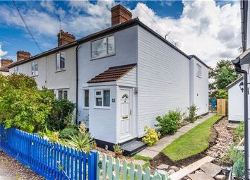 Thumbnail 3 bed end terrace house for sale in Kingsway, Histon, Cambridge