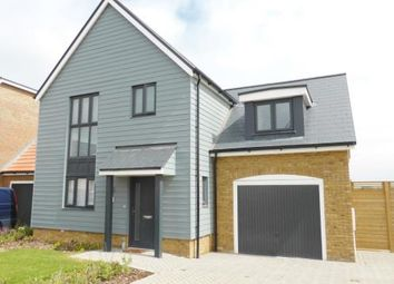 Thumbnail 4 bed detached house for sale in Bramley Way, New Romney