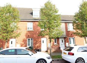Thumbnail 3 bed terraced house to rent in East Dock Road, Newport