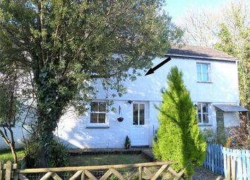 Thumbnail 2 bed cottage for sale in Station Road, Chacewater, Truro, Cornwall