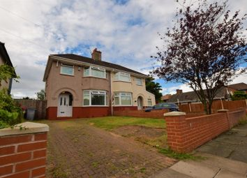 Thumbnail 3 bed semi-detached house for sale in Alexandra Drive, Birkenhead