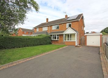 Thumbnail 3 bed semi-detached house for sale in Dickinson Road, Wolverhampton