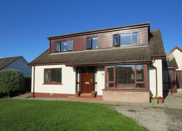 Thumbnail 4 bed detached house for sale in Churchill Drive, Dingwall