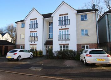 Thumbnail 2 bed flat to rent in Granary Close, Horsham
