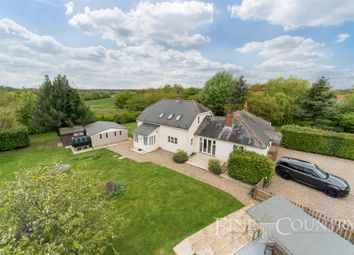 Thumbnail 4 bed detached house for sale in London Road, Great Horkesley, Colchester