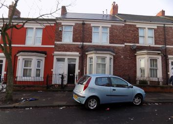 Thumbnail 2 bedroom flat to rent in Hartrington Street, Newcastle Upon Tyne