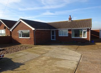 Thumbnail 3 bedroom detached bungalow to rent in Coast Drive, Lydd On Sea