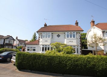 Thumbnail 3 bed detached house for sale in Dale Road, Bromborough, Wirral