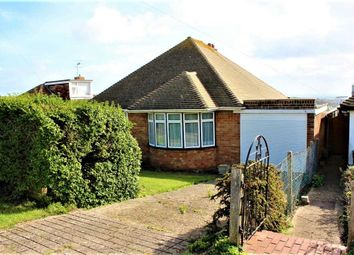 Thumbnail 2 bed bungalow for sale in Wivelsfield Road, Saltdean, Brighton