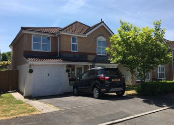 Thumbnail 5 bed detached house for sale in St Joseph Place, Llantarnam, Cwmbran