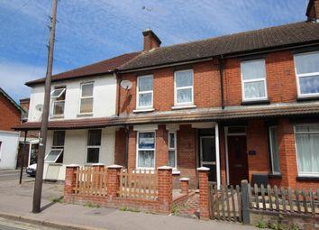 Thumbnail 3 bed terraced house for sale in Ash Road, Aldershot