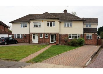 Thumbnail 5 bed semi-detached house for sale in Barnet Drive, Bromley