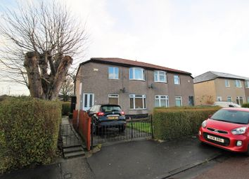 Thumbnail 3 bed flat for sale in Croftend Avenue, Glasgow