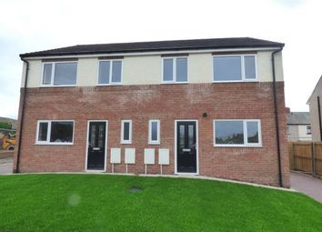 Thumbnail 3 bed semi-detached house for sale in Mossknowe Place, Gretna, Dumfries And Galloway
