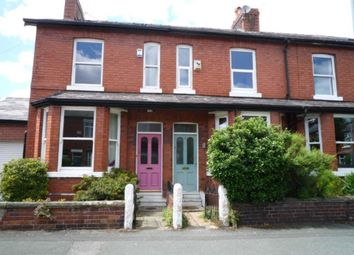 Thumbnail 2 bed terraced house to rent in Neale Road, Chorlton, Manchester