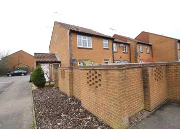 Thumbnail 1 bed terraced house to rent in Stroudley Close, Craven Road, Maidenbower, Crawley