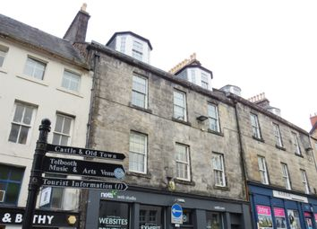 Thumbnail 2 bed flat for sale in Baker Street, Stirling