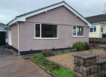 Thumbnail 3 bed detached bungalow for sale in Elan Road, Llandudno, Conwy