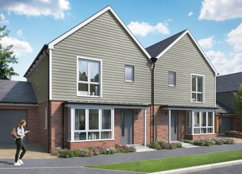 Thumbnail 3 bed semi-detached house for sale in Plot 184, High Tree Lane, Tunbridge Wells