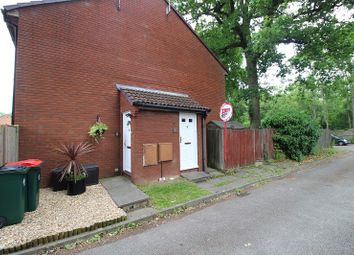 Thumbnail 1 bed end terrace house for sale in Jersey Road, Crawley, West Sussex.