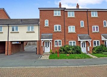 Thumbnail 4 bed town house for sale in Williamson Drive, Nantwich