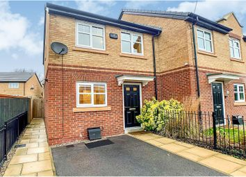 2 bed semi-detached house for sale in Gibfield Park Avenue, Atherton M46