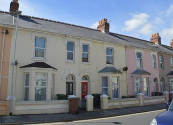 Thumbnail 3 bed terraced house to rent in Cattedown Road, Plymouth